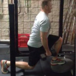 Daryl Laws Lunges